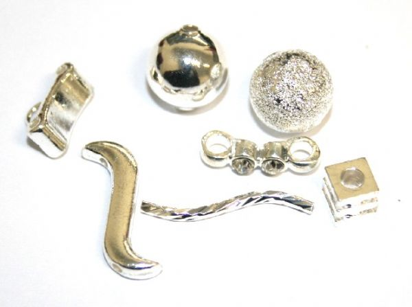 Spacers  Beads, Tubes etc